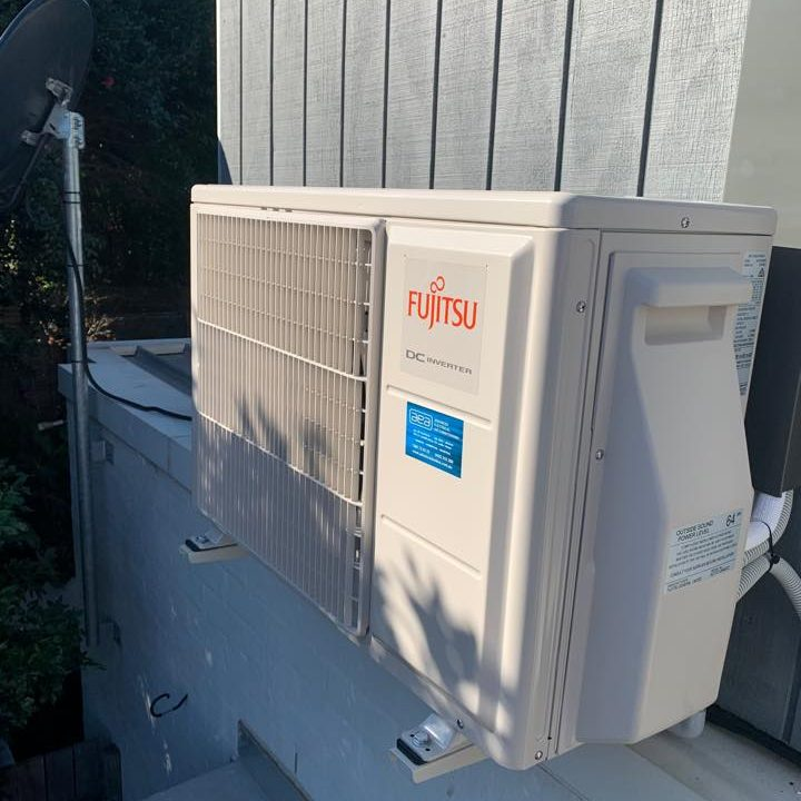 Advanced electrical air conditioning - Split system